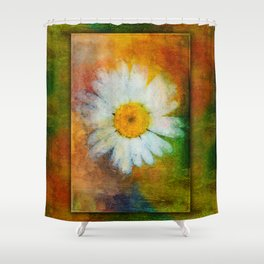 Daisy in Colors ~ Ginkelmier Inspired Shower Curtain