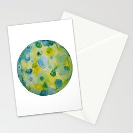 Spring Moon Stationery Cards