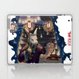 Ignis Fatuus Laptop & iPad Skin