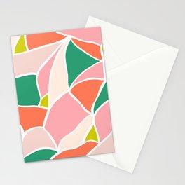 monteverde, tropical jungle Stationery Cards