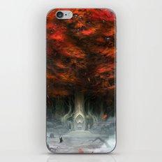 Tree of Duality iPhone & iPod Skin
