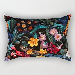 Midnight Garden XVI Rectangular Pillow