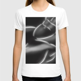 Seated Male Nude T-shirt