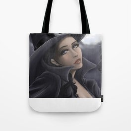Sexy Witch Tote Bag