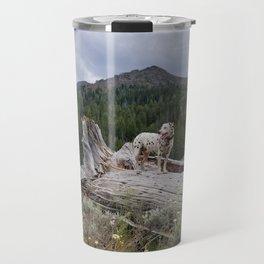 Charlotte in Muldoon Canyon Travel Mug