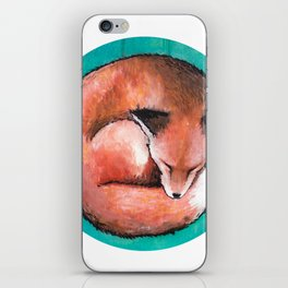 The Den iPhone Skin
