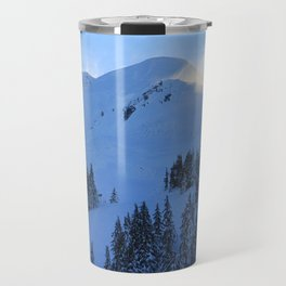 Ghosts In The Snow Travel Mug