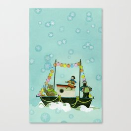 Seaworthy Canvas Print