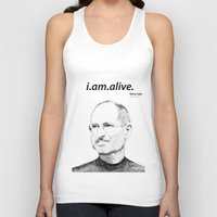 in the flesh Tank Tops featuring In the Flesh? by Ramo