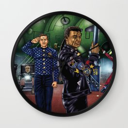Boys From The Dwarf Wall Clock