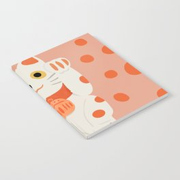Abstraction_Lucky_Charm_Cat Notebook