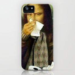 GIOCONDA COOLED iPhone Case