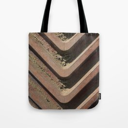 Bevel Tote Bag
