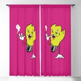 Bulby Blackout Curtain