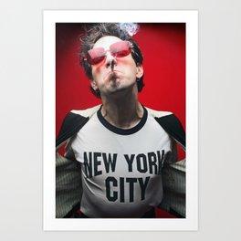 HVH NYC Art Print