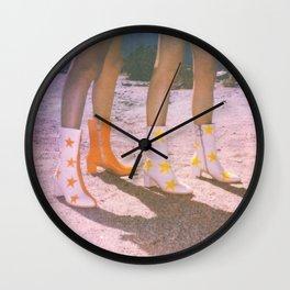 ESTRANGED & DERANGED Wall Clock