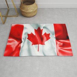Canada Flag Rug