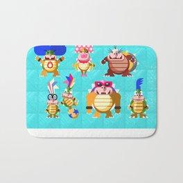 Koopalings! Bath Mat