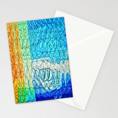 Creature from the Deep 2 Stationery Cards