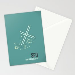 SFO Stationery Cards