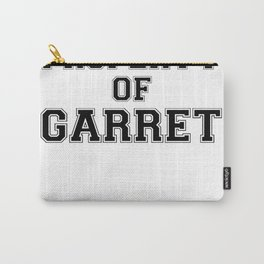 Property of GARRET Carry-All Pouch