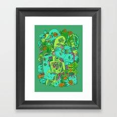 ______________ Framed Art Print