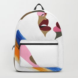 Two People Backpack
