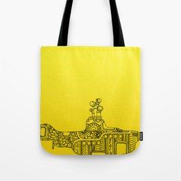 Yellow Submarine Solo Tote Bag