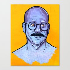 I just Blue Myself Canvas Print