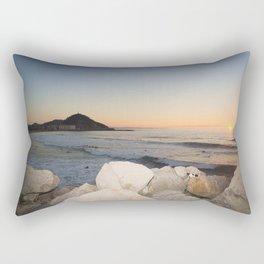 Zurriola Beach, Donostia-San Sebastian. Rectangular Pillow
