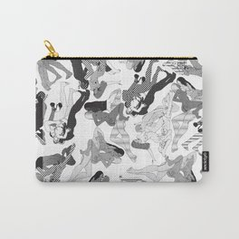 Wild Lines Carry-All Pouch
