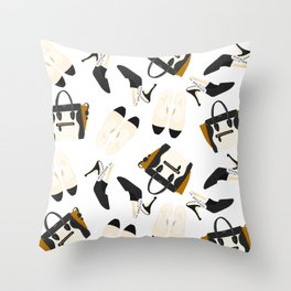 Accessories of the Frow SS18 Throw Pillow