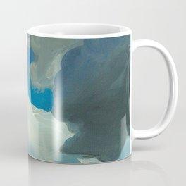 Clouds Over Clear Lake Coffee Mug