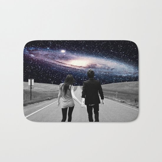 Road to the Universe Bath Mat