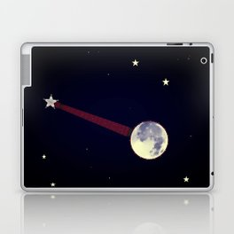 Moon Banjo Laptop & iPad Skin