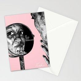 BYOB (pink) Stationery Cards