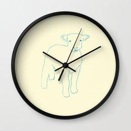 New Things Wall Clock