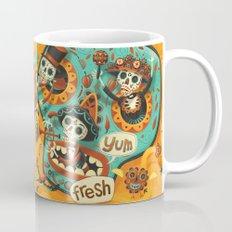 Day of the Dead - Mariachi Coffee Mug