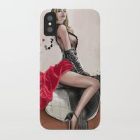 gemma iPhone & iPod Cases featuring 38. Gemma by BABA-G | arts and crafts