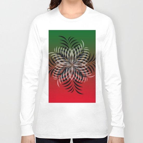 color leaf 2 Long Sleeve T-shirt