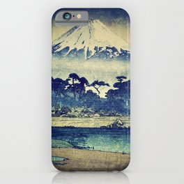 Staying at Yugen iPhone Case