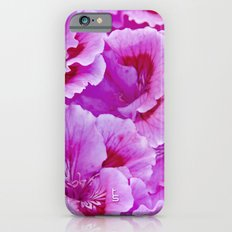 Pink Geranium I iPhone 6s Slim Case