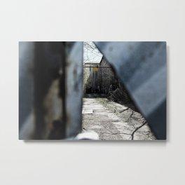 Belgrade / Secrets 02 Metal Print
