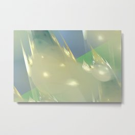 abstract lighteffects -15- Metal Print