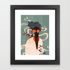 Kalemba I Framed Art Print