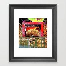 »»mc2«« Framed Art Print