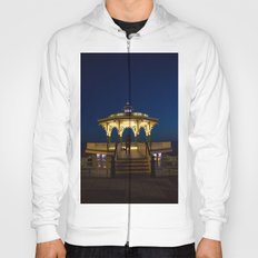 Brighton Bandstand at Night Hoody