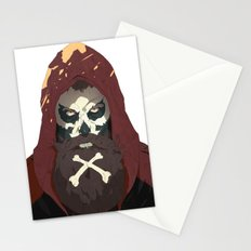 Skullbeard Stationery Cards