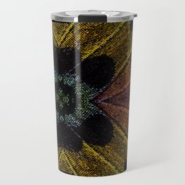 Butterfly Garden Vortex Travel Mug