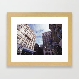 056//365 [v2] Framed Art Print
